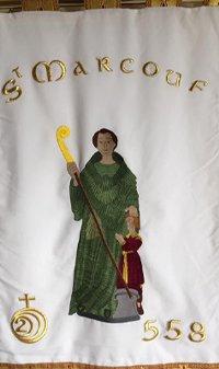 Statue - Saint Marcouf