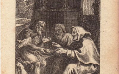 Saint Marcouf guérisseur