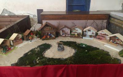 La crèche de Saint Marcouf