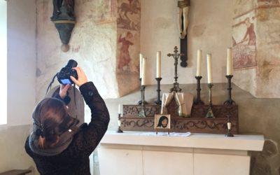 Roselyne Fouques à Saint Marcouf