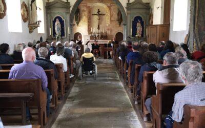 Magnifique concert en l'église de Saint Marcouf du Rochy