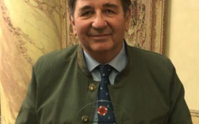 Mention d'honneur pour le président de l'ARV Saint Marcouf